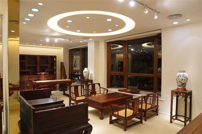 南中国最高端的红木会所——厦门明红汇红木艺术馆